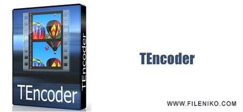 TEncoder 500x230 - دانلود TEncoder 4.5.4 :: مبدل فرمتهای ویدئویی ::