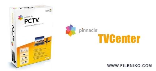 TVCenter - دانلود Pinnacle TVCenter 6.4.9.1033  مشاهده کانالهای تلویزیون