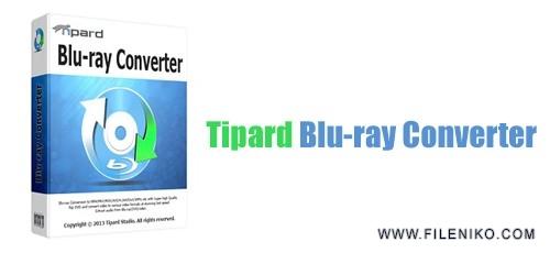 Tipard Blu ray Converter 500x230 - دانلود Tipard Blu-ray Converter 7.5.6  مبدل دیسک بلوری به فرمت ویدئویی