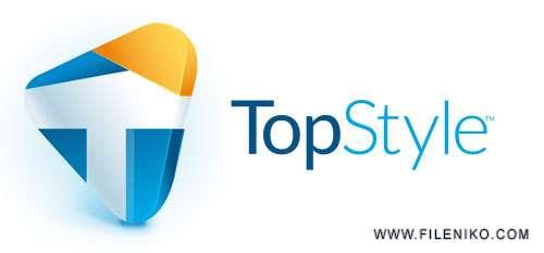 TopStyle - دانلود TopStyle 5.0.0.104  ساخت و ویرایش کدهای CSS