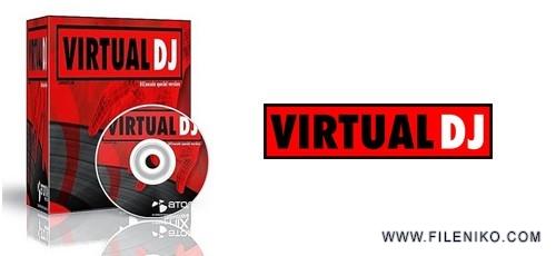 Virtual DJ 500x230 - دانلود Atomix VirtualDJ Pro 2021 v8.5.6263 + Content میکس موزیک