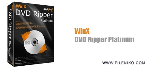 WinX DVD Ripper Platinum - دانلود WinX DVD Ripper Platinum 8.8.0.208  نرم افزار مبدل DVD