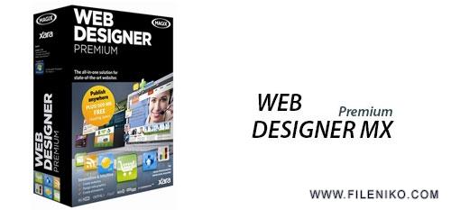 Xara Web Designer - دانلود Xara Web Designer Premium 16.3.0.57723 طراحی وب