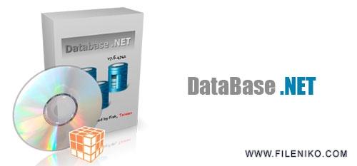 database.net  - دانلود Database .NET Plus 28.1.7106.1 مدیریت و ساخت پایگاه داده