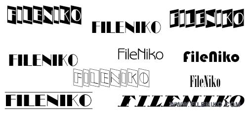 fonts - دانلود مجموعه ۴۰۰۰ فونت بسیار زیبا برای طراحی
