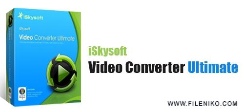 iSkysoft Video Converter - دانلود iSkysoft Video Converter Ultimate 11.5.1.3 مبدل فایل ویدئویی