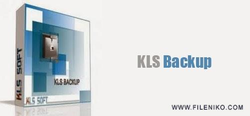 kls backup - دانلود KLS Backup Professional 9.0.0.2  بکاپ گیری از اطلاعات