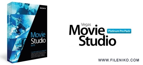sony vegas movie studio 500x230 - دانلود Sony Vegas Movie Studio Platinum 13.0 Build 954 x86 + 955 x64 ویرایش فیلم