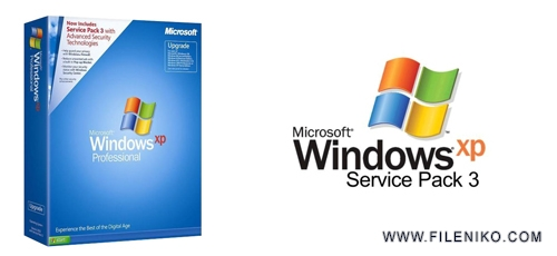 win xp - دانلود Microsoft Windows XP Professional SP3 x86 Volume MSDN