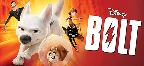 1 3 - دانلود انیمیشن Bolt 2008 تیزپا با دوبله فارسی