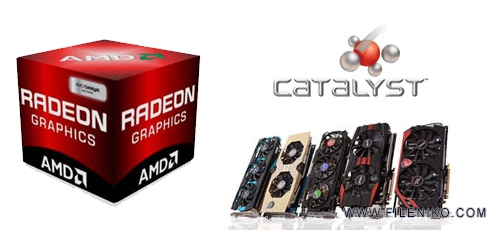 AMD Catalyst Display Drivers - دانلود AMD Driver Adrenalin Edition 19.4.2 درایور کارت گرافیک AMD
