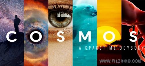 Cosmos A Spacetime Odyssey - دانلود مستند Cosmos A Spacetime Odyssey با دوبله فارسی با کیفیت Full HD