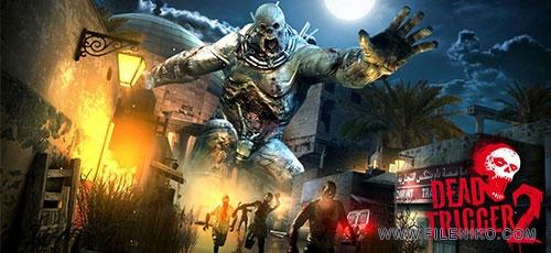 DEAD TRIGGER 2 1 - دانلود بازی DEAD TRIGGER 2 v1.1.1 برای اندروید به همراه دیتا و مود