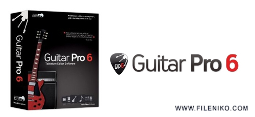 Guitar Pro - دانلود Guitar Pro 6.1.9.r11686   آهنگ ساز حرفه ای گیتاریست ها به همراه تمامی بانک های صوتی