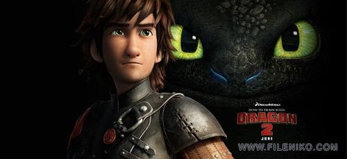 How to Train Your Dragon 2 - دانلود انیمیشن (How to Train Your Dragon 2 (2014 با دوبله فارسی ::