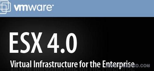 VMware ESX 4 - دانلود VMware ESX 4 + ESX 4 Update 01  آخرین نسخه VMware ESX 4