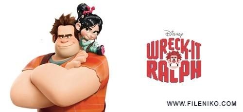 دانلود انیمیشن Wreck-It Ralph 2012 رالف خرابکار با دوبله فارسی ::
