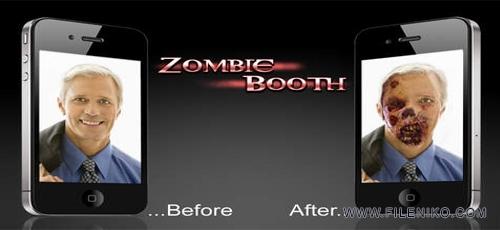 ZombieBooth 2 - دانلود ZombieBooth 2 v1.30 :: نرم افزار تغییر چهره به زامبی برای iOS ::