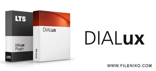 dialux - دانلود DIALux 4.13.0.1 + DIALux evo 7.0 نرم افزار طراحی و محاسبه فنی روشنایی + پلاگین ها