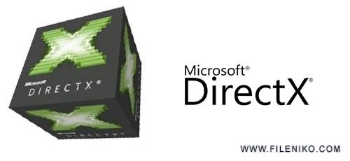 directx 500x230 - دانلود (9.29.1974) DirectX 9.0c June 2010 / DirectX 10 / DirectX 11