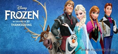 frozen - دانلود Frozen بهترین انیمیشن سال 2013 با دوبله فارسی