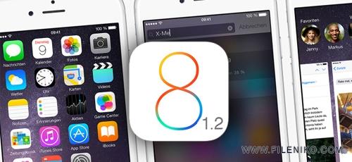 ios - دانلود iOS 8.1.2  :: نسخه 8.1.2 سیستم عامل iOS ::