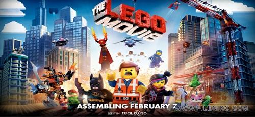 lego movie - دانلود انیمیشن (The Lego Movie (2014 با زیرنویس فارسی ::