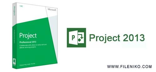 ms project 2013 - دانلود Microsoft Project Professional 2013 SP1 x86/x64 :: نرم افزار مدیریت و کنترل پروژه ::