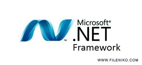 net framework 500x230 - دانلود Microsoft .NET Framework 4.8 تمام ورژن های دات نت فریم ورک