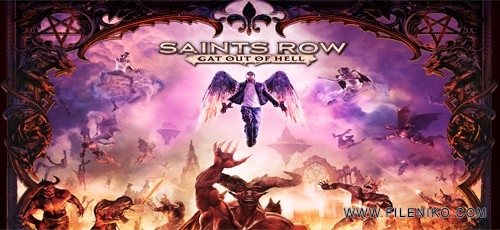 saintrow 500x230 - دانلود بازی Saints Row Gat out of Hell Complete برای PC