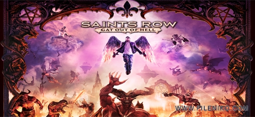 saintrow - دانلود بازی Saints Row Gat out of Hell برای PC + آپدیت 1