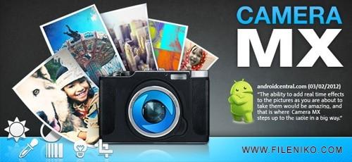 Camera MX 500x230 - دانلود Camera MX 4.6.143 برنامه فوق العاده دوربین اندروید