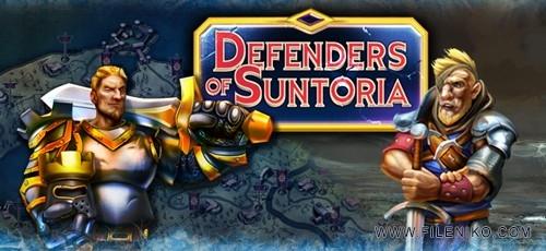 Defenders of Suntoria 500x230 - دانلود بازی Defenders of Suntoria 1.1.0 برای اندروید به همراه دیتا