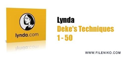 Dekes Techniques 1 50 500x230 - دانلود Deke's Techniques  تکنیک های فتوشاپ و ایلاستریتور، فیلم های آموزشی 1 تا 50 همراه با زیرنویس انگلیسی