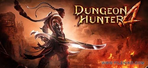 Dungeon Hunter 4  500x230 - دانلود Dungeon Hunter 4 v2.0.0f بازی شکارچی سیاه چال برای اندروید به همراه دیتا