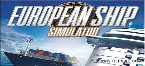 European Ship Simulator  500x230 - دانلود بازی European Ship Simulator برای PC