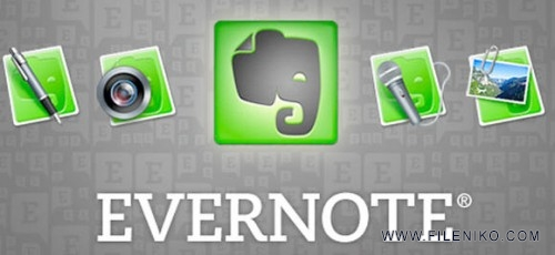Evernote 500x230 - دانلود Evernote 10.8.5.2367 نکته برداری و نوشتن یادداشت