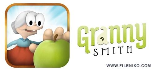 Granny Smith 500x230 - دانلود Granny Smith 1.3.4 بازی اعتیاد آور مادر بزرگ اسمیت برای اندروید