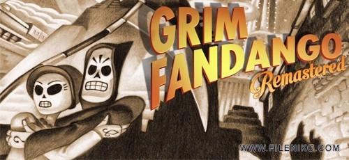 Grim Fandango Remastered 500x230 - دانلود بازی Grim Fandango Remastered برای PC