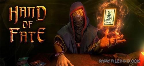 HANDOFFATE 500x230 - دانلود بازی Hand of Fate برای PC