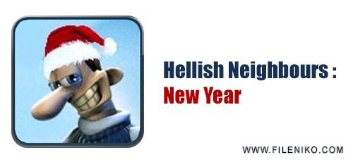 Hellish Neighbours 500x230 - دانلود Hellish Neighbours : New Year 1.1.1 بازی همسایه جهنمی برای اندروید