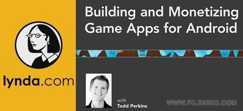 Lynda Building and Monetizing Game Apps for Android 500x230 - دانلود Lynda Building and Monetizing Game Apps for Android آموزش ساخت بازی برای اندروید