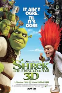 MV5BMTY0OTU1NzkxMl5BMl5BanBnXkFtZTcwMzI2NDUzMw@@. V1  202x300 - دانلود انیمیشن Shrek : Forever After 2010 شرک برای همیشه با دوبله فارسی