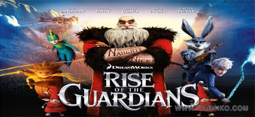 Rise of the Guardians - دانلود انیمیشن 2012 Rise of the Guardians با دوبله فارسی