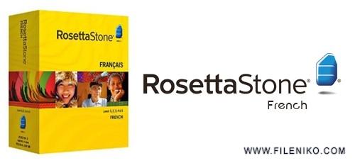 Rosetta Stone French 500x230 - دانلود Rosetta Stone French v3 Level 1-5  آموزش زبان فرانسوی