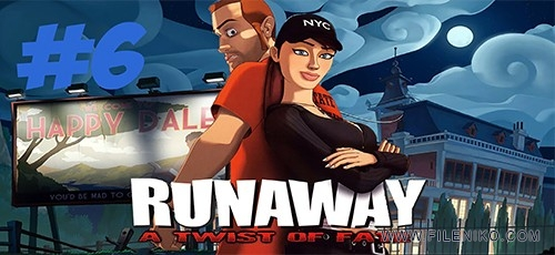 Runaway Twist of Fate 500x230 - دانلود بازی Runaway: A Twist of Fate برای PC