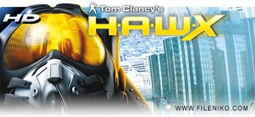 دانلود بازی Tom Clancy's H.A.W.X 3.4.6 برای اندروید به همراه دیتا