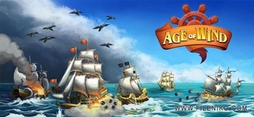 age of wind 500x230 - دانلود بازی Age of wind 3 1.2 برای اندروید به همراه دیتا و نسخه مود شده