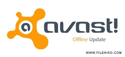 avast offline update 500x230 - دانلود Avast Offline Update  آپدیت آفلاین محصولات اواست