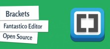 brackets 222x100 - دانلود نرم افزار Brackets 1.9  ویرایشگر فایل های HTML , CSS , JavaScript